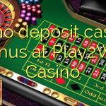 65 no deposit casino bonus at Play2Win Casino