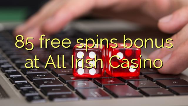 all irish casino no deposit bonus
