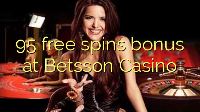 Betsson Casino இல் 95 இலவசமாக ஸ்பைஸ் போனஸ்