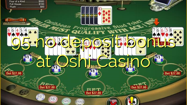 oshi casino no deposit