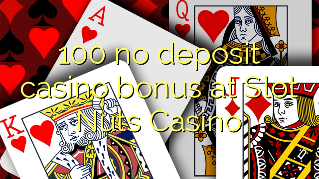 Slot Nuts Casino Review - USA Online Casinos