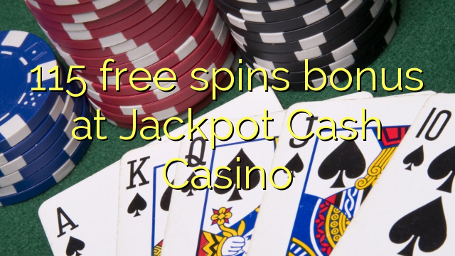 jackpot cash casino free spins