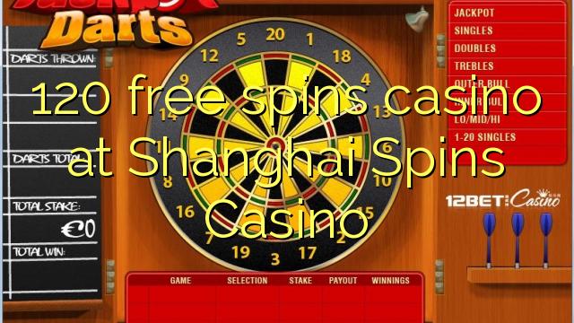 free 120 spins online casino