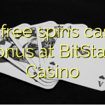 120 free spins casino bonus at BitStarz Casino
