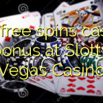 125 free spins casino bonus at Slotty Vegas Casino