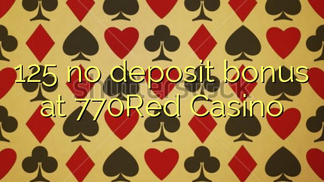 770 red casino no deposit