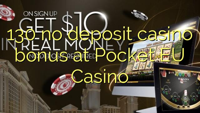 pocket casino euro no deposit bonus