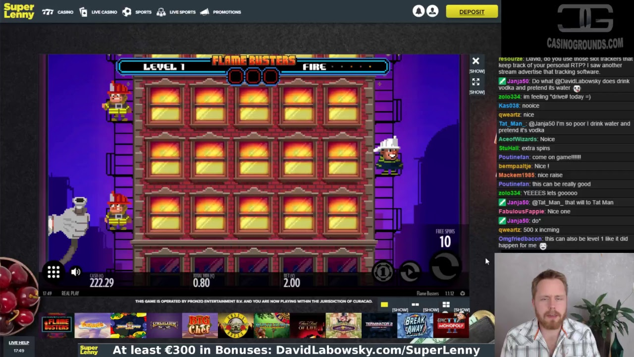 casino live online lucky charm book