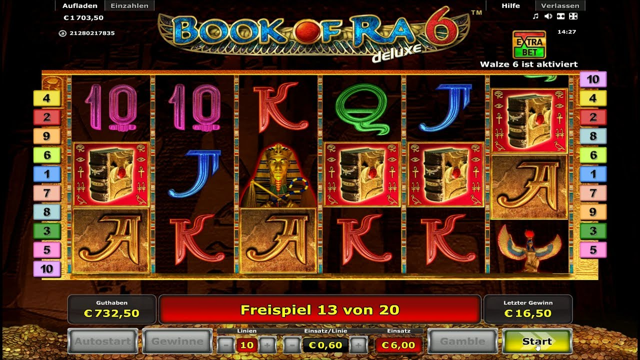 free online slot spiel book of ra