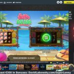 Live casino slots and good vibes