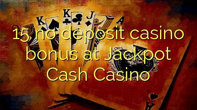 no deposit bonus codes jackpot cash casino