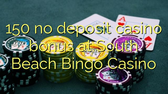 casino 150 bonus