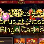 175 no deposit casino bonus at Glossy Bingo Casino