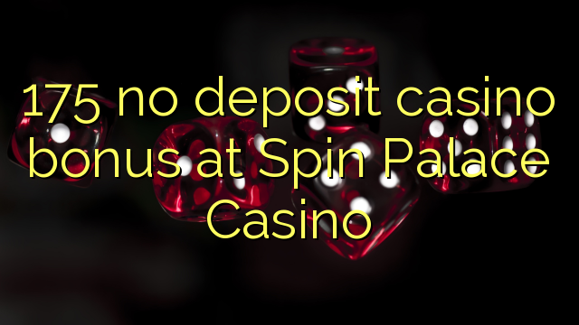 spin palace online casino espaГ±ol