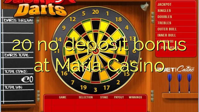 Maria casino promo code