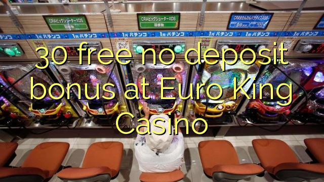casino 30 euro gratuit