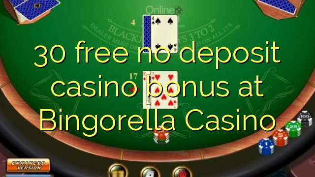 Online casino with free no deposit bonus