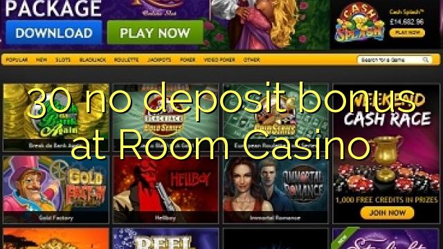 casino room no deposit bonus code  2019