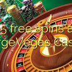 35 free spins at NorgeVegas Casino