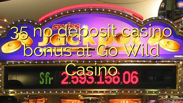 go wild casino no deposit bonus codes 2019