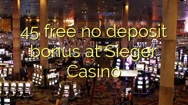 casino sieger no deposit code