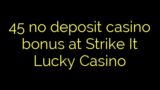 online casino no deposit bonus lucky lady casino