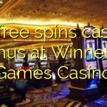 50 free spins casino bonus at Winneroo Games Casino