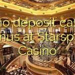 50 no deposit casino bonus at Starspins Casino