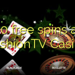 60 free spins at FashionTV Casino