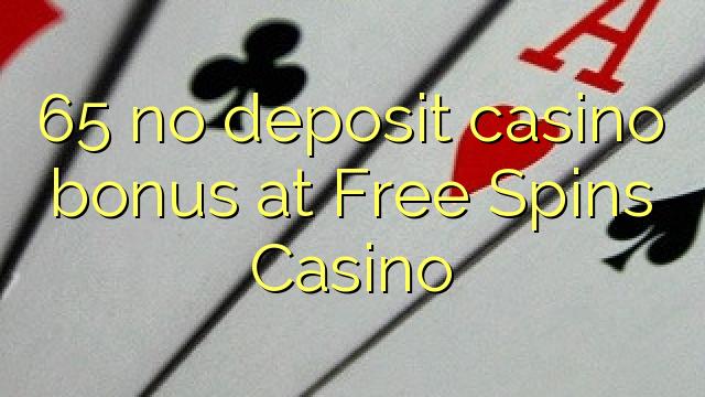 free spins no deposit usa casino