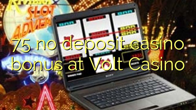 volt casino no deposit bonus