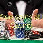 90 free spins at Blu Casino
