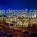90 no deposit casino bonus at Staybet Casino