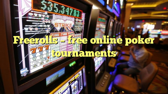 Online poker site with most freerolls