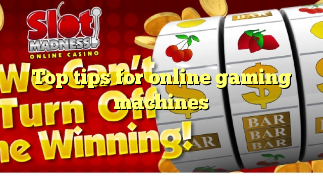 slots machines online online gaming
