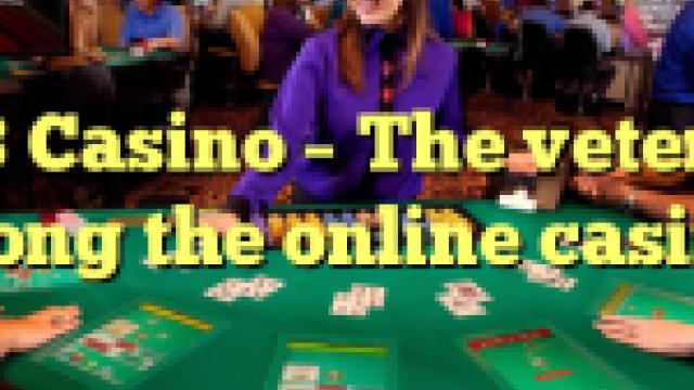 Topp online casino 2012