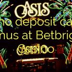 105 no deposit casino bonus at Betbright Casino