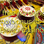 115 free no deposit casino bonus at Vics Bingo Casino