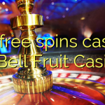 115 free spins casino at Bell Fruit Casino