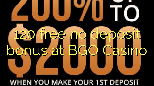 bgo casino no deposit bonus code