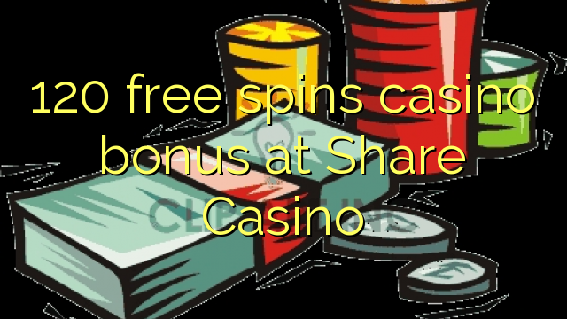 online casino promotions 120 free spins