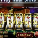 125 free spins casino at Sun Palace Casino