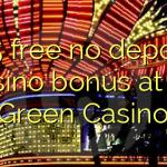 135 free no deposit casino bonus at Mr Green Casino