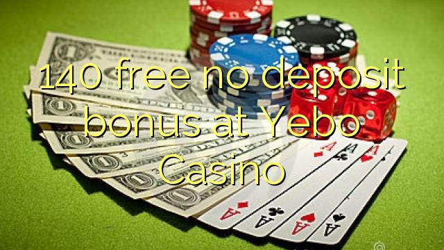 yebo casino no deposit bonus codes 2019