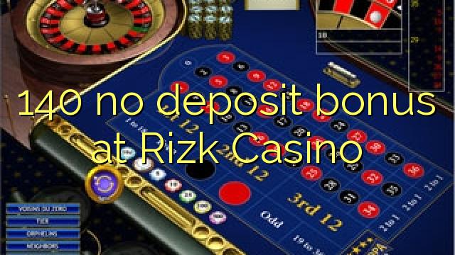 rizk casino no deposit