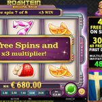 New casino slot SWEET 27 by Play N' Go!