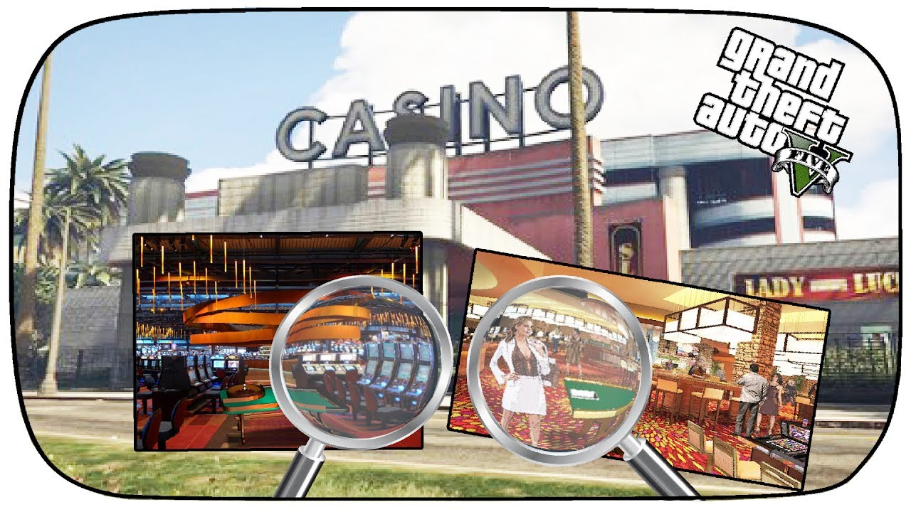 gta 5 casino online  slot games