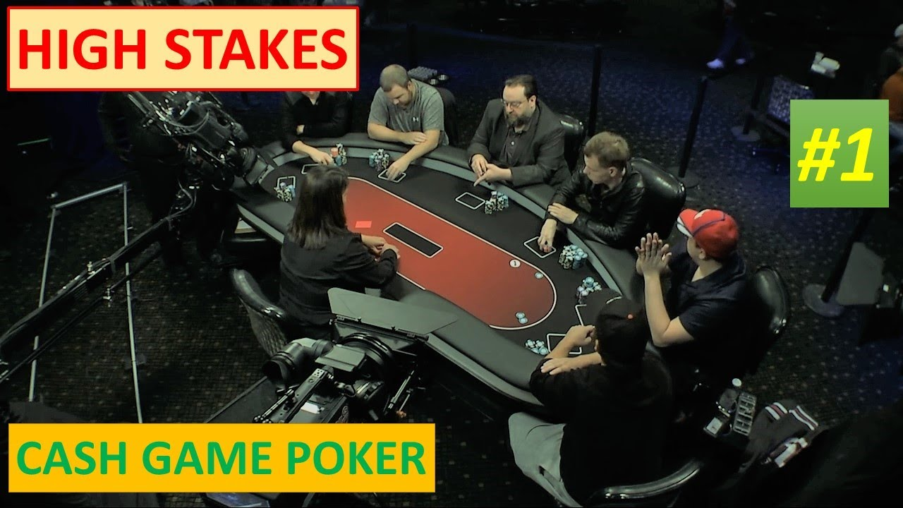 Poker cash game 2018 high stakes
