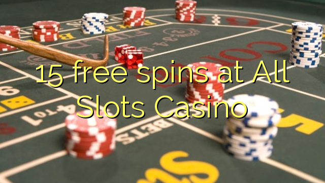 all slots casino free spins