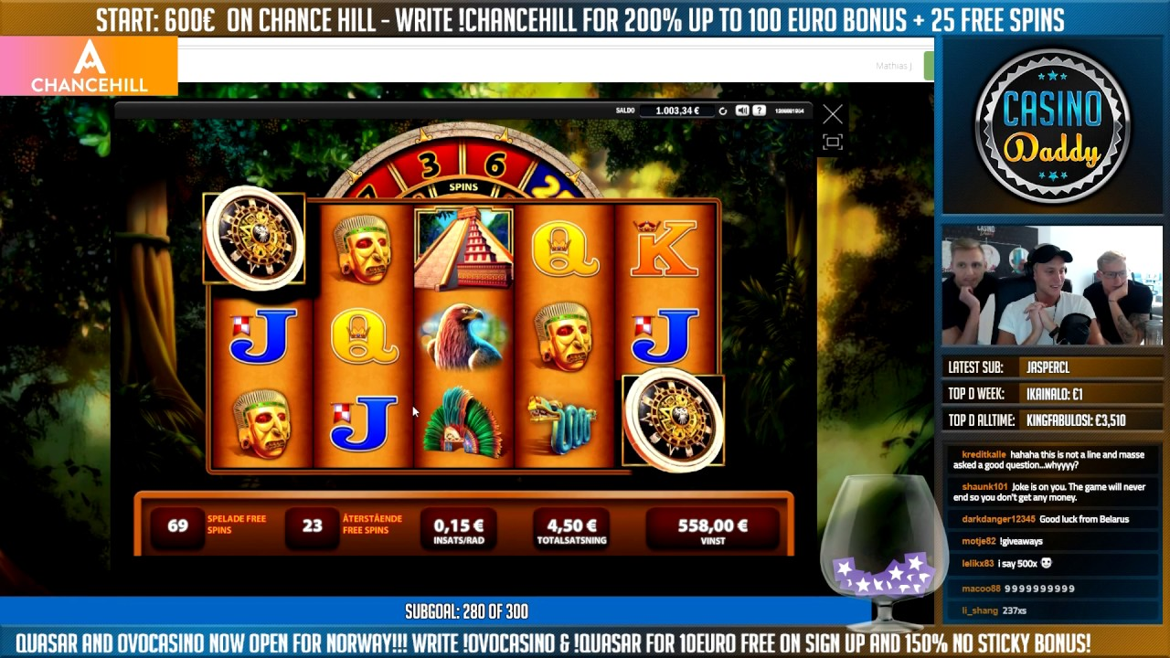Play Quest for Gold for free Online | OVO Casino